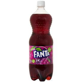 ファンタ グレープ 1500mlPET×6本 コカ・コーラ直送商品以外と 同梱不可 【D】【サイズE】