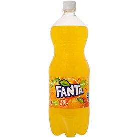 ファンタ オレンジ 1500mlPET×6本 コカ・コーラ直送商品以外と 同梱不可 【D】【サイズE】