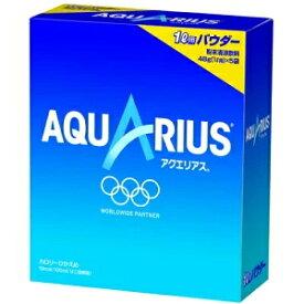 アクエリアス パウダー 5箱(25袋入) コカ・コーラ直送商品以外と 同梱不可 【D】【A】