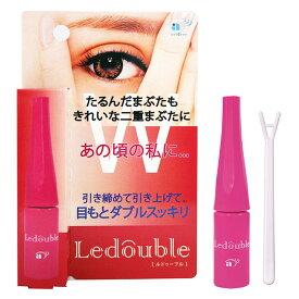 大人のルドゥーブル Ledouble 4ml 二重まぶた形成化粧品 アイプチ【正規代理店】(定形外送料無料)