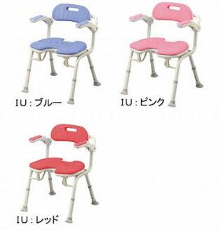 Shower Chair-fashionably Xian Shou folding shower bench IU and folding armchair with U type seat type