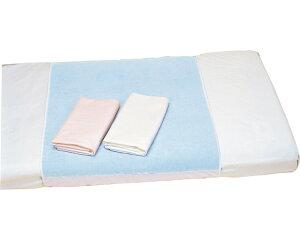 耐熱防水タオルシーツ(巻布付き)505 グリーン (介護用シーツ 寝具 リネン カバー 高齢者 お年寄り 高齢者 介護 老人 )