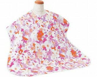 饭围裙 H9622 格子图案绿色 (护理用品护理食品保健食品餐的围裙围裙)