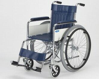 钢的自走式轮椅 ND-1 H (轮椅轮椅座位宽度尺寸的折叠折叠老人老年轮椅高级时尚旅行护理用品)