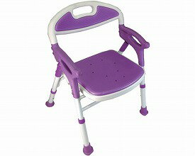 Folding shower Chair rakuyu 7550 ST purple (shower Chair wholesalers for bath shower bench nursing supplies for nursing chairs)  sc 1 st  Rakuten & Wheelchair and nursing care of the shopTCMART | Rakuten Global ...
