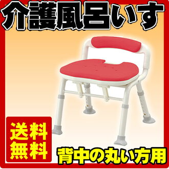 Folding shower Chair, bath Chair for Anju and compact folding shower bench IC [hunchback] care equipment