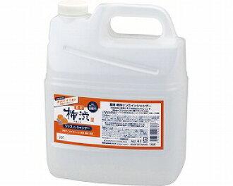 약용 감물 린스 인 샴프 2356 4 L(비누 닦아서 깨끗이 함 욕실 입욕 개호 용품 복지 용구 고령자용 노인용 노인)