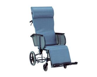 斜倚著輪椅和完全斜倚著輪椅護送 FR 11R 輪椅斜倚著 (護理斜倚著輪椅輔助護理安全的旅遊商店) (日間護理福利設備輪椅輪椅禮物祖父母)