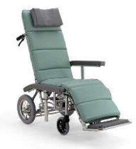 フルリクライニング車椅子 RR70NB 車いす 送料無料 リクライニングカワムラサイクル