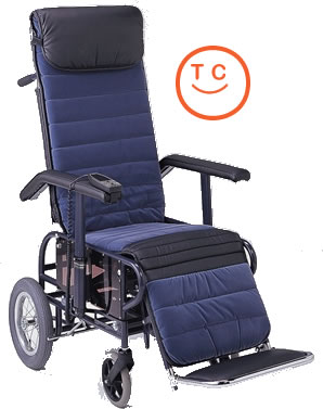 Reclining reclining wheelchair assistance type 5 type wheelchair reclining [Manual u0026&; back u0026&; foot tandem / electric block adjustment]]  sc 1 st  Rakuten & Wheelchair and nursing care of the shopTCMART | Rakuten Global ... islam-shia.org