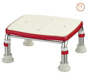 ステンレス製浴槽台ミニあしぴた/すべり止めシートタイプ ミニ12-15 アロン化成/安寿 介護用品 入浴 踏み台 風呂椅子/風呂いす