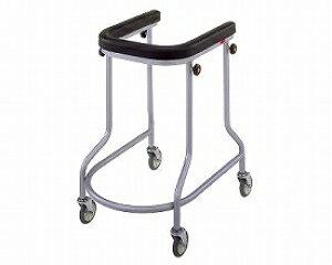 歩行器 介護・アルコー3型 大人用 リハビリ 高齢者用 介護用品 福祉用具 歩行訓練 (介護用品 介護 福祉用具 シルバーカート シルバーカー )