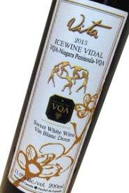 ヴィタ ヴィダル アイスワイン(ピリテリー・エステート)[2016]白・極甘口 200ml カナダ産アイスワイン -BB-