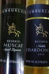 (送料無料21%OFF) タンバーライン デザートワイン2本セット 白&酒精強化 各375ml ギフト -AA-