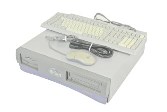 附带Sun Blade 150 UltraSparc2e-650MHz/512M/40GB/DVD键鼠标