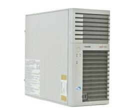 東芝 MAGNIA T1340b/640 PenG630-2.7GHz/4GB/500GB*2/RAID/DVD 【中古】【20160810】