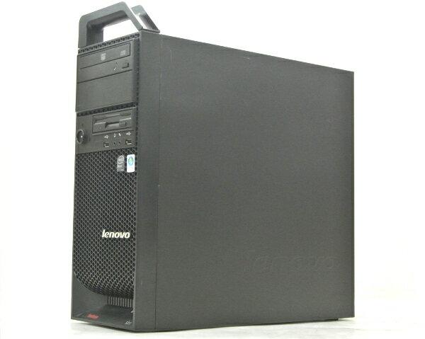 Lenovo ThinkStation S20 XeonW3520/4G/250G*2/DVD/FX1800/VISTA 【中古】【20161007】