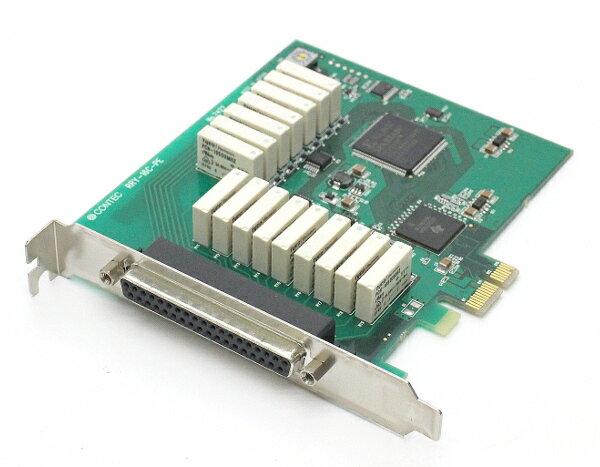 CONTEC RRY-16C-PE PCI Express x1対応独立コモンリードリレー接点デジタル出力ボード リードリレー接点出力インターフェイス 【中古】【20170522】