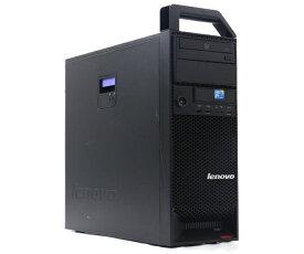 Lenovo ThinkStation S10 Core2Duo E8400 3GHz 8GB 250GB QuadroFX1700 DVD-ROM WindowsVistaBusiness64bit 【中古】【20170922】