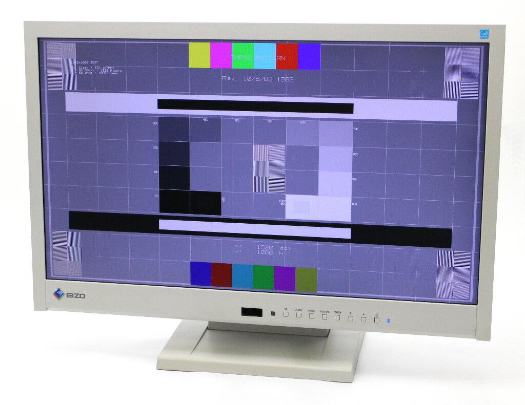 EIZO FlexScan EV2116W 21.5インチ非光沢パネル フルHD 1920x1080ドット DVI-D/アナログRGB/HDMI入力 ヘッドホン端子 【中古】【20180119】