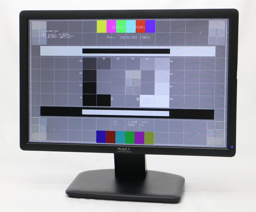 DELL E1913 19インチ非光沢パネル WXGA+ 1440x900ドット アナログRGB/DVI-D入力 【中古】【20180119】