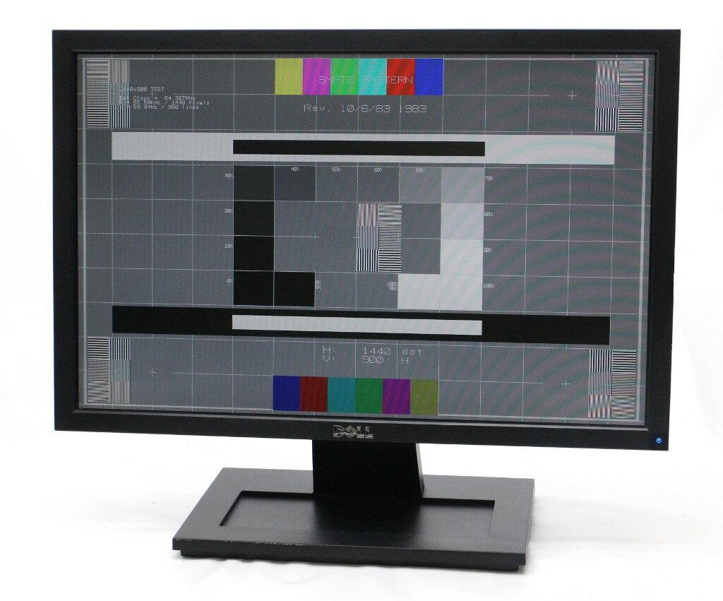 DELL E1911 19インチ非光沢パネルWXGA+ 1440x900ドット アナログRGB/DVI-D入力 【中古】【20180119】