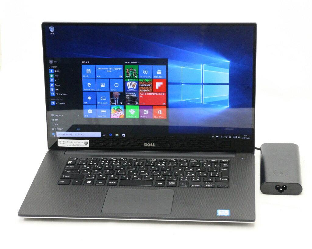 DELL Precision 5510 Core i7-6820HQ 2.7GHz 16GB 1TB Quadro M1000M 15.6インチ タッチパネル 3840x2160 Windows10 Pro 64bit 【中古】【20180517】