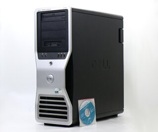 DELLPrecision690XeonX53552.66GHz4GB250GBQuadroFX3500DVD-ROMWindowsXPPro32bit【中古】【20180613】