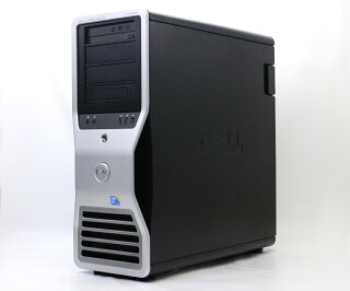 DELLPrecisionT7500XeonX56803.33GHz*296GB250GB1TB計HDD2台構成Quadro6000DVD+-RW【中古】【20180613】