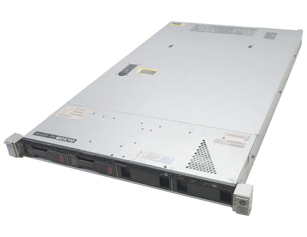 hp ProLiant DL160 Gen8 Xeon E5-2637 3GHz 8GB 500GBx2台(SATA3.5インチ/RAID1構成) SmartArray-P420(FBWC/1GB) 【中古】【20180716】