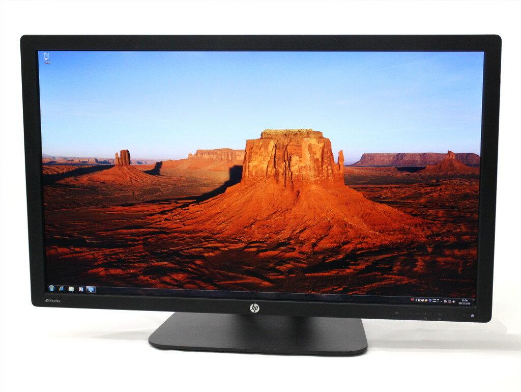 hp Z27i 27インチ 非光沢 AH-IPSパネル WQHD 2560x1440ドット HDMI/DisplayPort/DVI-D/アナログRGB入力 2133h 【中古】【20181121】