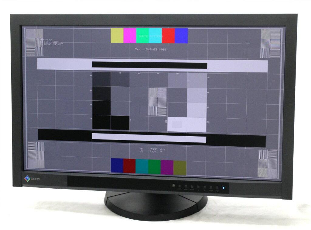 EIZO ColorEdge CX271 27インチ 非光沢 IPSパネル WQHD 2560x1440ドット DVI-D/DisplayPort/HDMI入力 658h 【中古】【20181121】