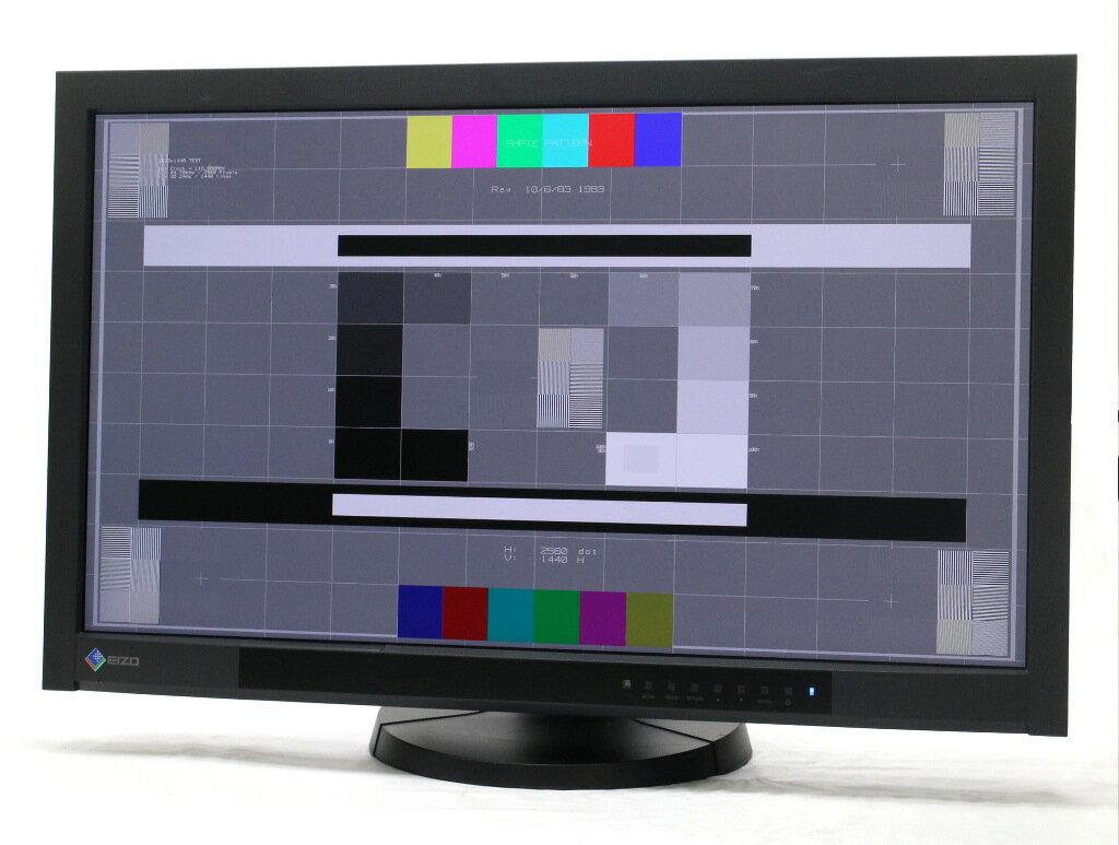 EIZO ColorEdge CG277 キャリブレーションセンサー内蔵モデル 27インチ IPSパネル WQHD 2560x1440 DVI-D/HDMI/DisplayPort 【中古】【20181121】