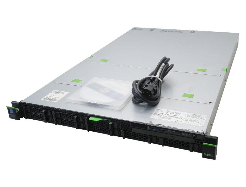 富士通 PRIMERGY RX2530 M1 28コア Xeon E5-2697 v3 2.6GHz*2 16GB DVD-ROM PRAID CP400i (D3307-A12 SAS12Gbps対応) 【中古】【20181207】