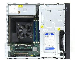 LenovoThinkStationP300Corei5-45903.3GHz8GB500GBQuadroK420DVD+-RWWindows8.1Pro64bit【中古】【20190108】