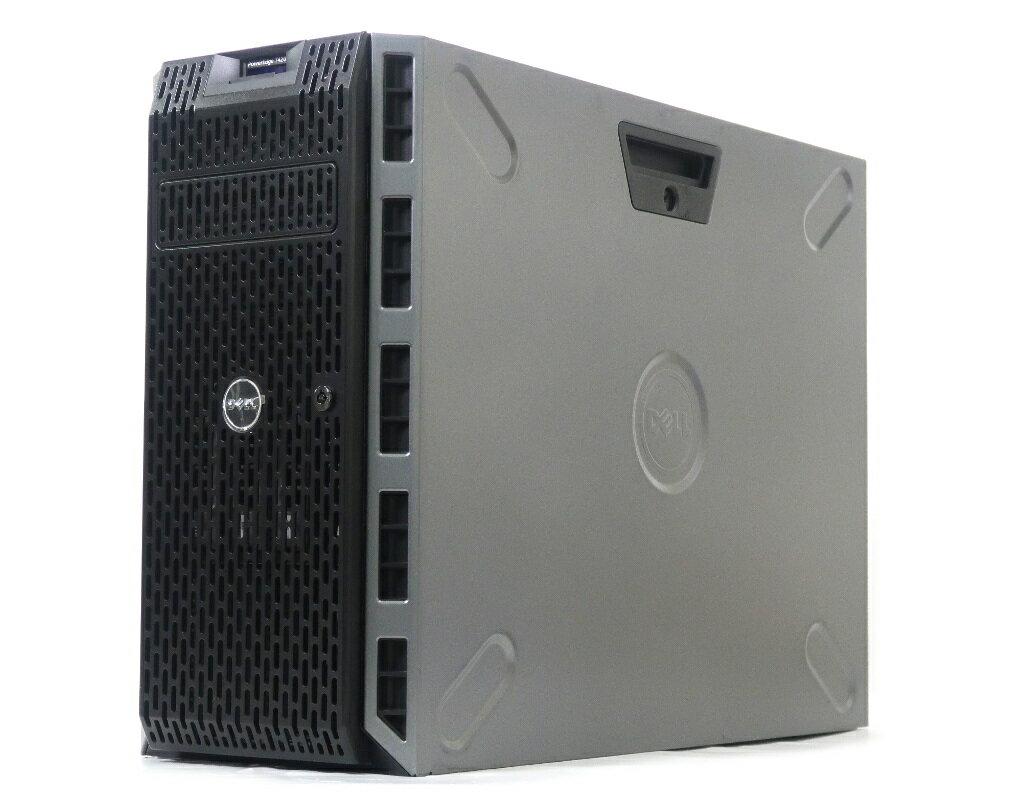 DELL PowerEdge T420 Xeon E5-2430 2.2GHz*2 24GB 1TBx4台(SAS3.5インチ/6Gbps/RAID6構成) DVD+-RW AC*2 PERC H710 【中古】【20190419】