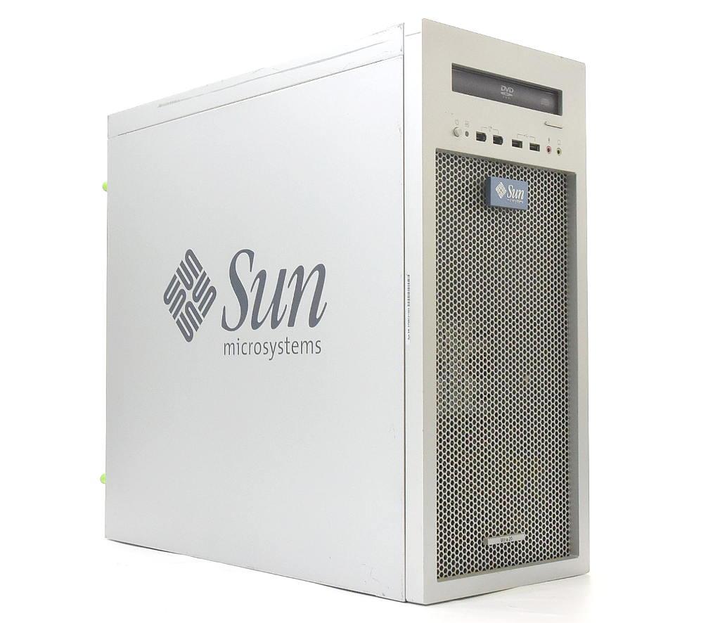Sun Ultra 20 M2 Opteron 1214 2.2GHz 1GB 80GB(HDD) Quadro FX560 DVD-ROM Solasis 10 10/08 【中古】【20190412】