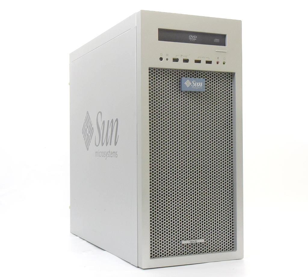 Sun Ultra 20 Opteron 152 2.6GHz 4GB 250GB(HDD) DVD-ROM Solasis 10 10/08 【中古】【20190412】