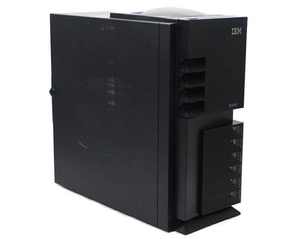 IBM RS/6000 44P Model170 Power3 450MHz 2GB 36GB GXT6500P CD-ROM OSなし 【中古】【20190412】