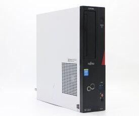富士通 ESPRIMO D583/K Core i5-4590 3.3GHz 8GB 256GB(SSD) 1TB(HDD) GeForce GT635 DVD+-RW Windows10 Pro 64bit 【中古】【20190807】