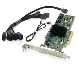 hp 694504-001 LSI SAS 9212-4i 6Gbps SAS RAIDカード hp ワークステーション/ProLiantサーバー用オプション 【中古】【20191227】