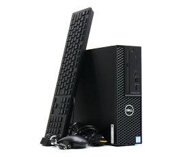 DELL Precision Tower 3430 SFF Xeon E-2124G 3.4GHz 16GB 256GB(SSD) 1TB Quadro P620 Windows10 Pro for Workstations 64bit 【中古】【20210106】