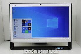 SONY VPCJ23AJ Core i5 2450M 2.5GHz/8GB/128GB(SSD)/Multi/21.5W/FHD(1920x1080)/Win10【中古】【20210111】
