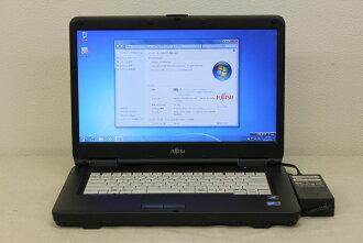 富士通FMV-A6290 Core2Duo-2.53GHz/2GB/160GB/MULTI/15.6W/Win7