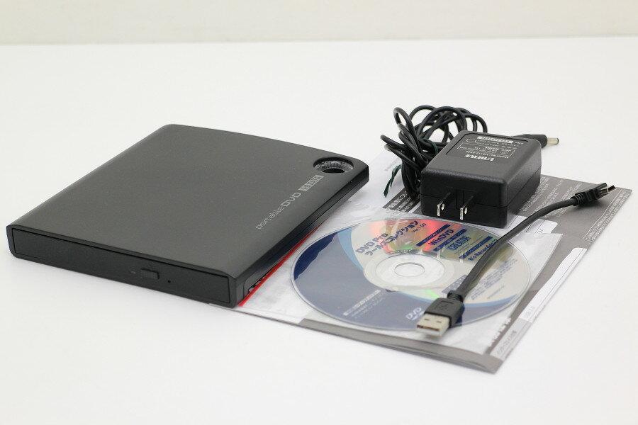 I・O DATA DVRP-UA8H USB2.0接続 DVDマルチドライブ【中古】【20171101】