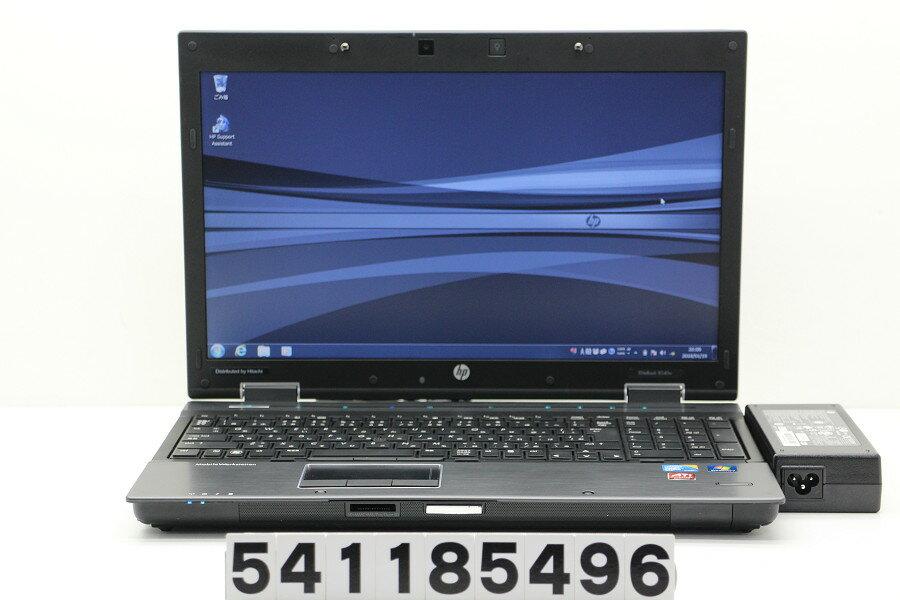 hp EliteBook 8540w Core i5 560M 2.67GHz/4GB/250GB/Multi/15.6W/FWXGA(1366x768)/Win7/FirePro M5800【中古】【20180120】