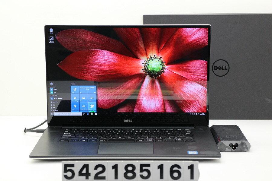 DELL XPS 15 9550 Core i7 6700HQ 2.6GHz/16GB/512GB(SSD)/15.6W/4K UHD(3840x2160)/Win10/GTX 960M タッチパネル不良【中古】【20180207】