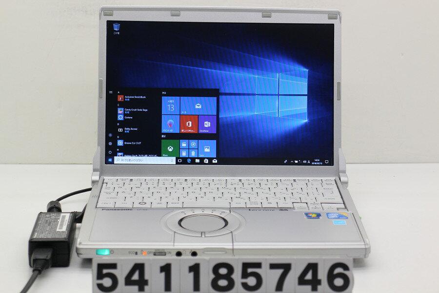 Panasonic CF-N9KW5MDS Core i5 520M 2.4GHz/4GB/128GB(SSD)/12.1W/WXGA(1280x800)/Win10【中古】【20180314】