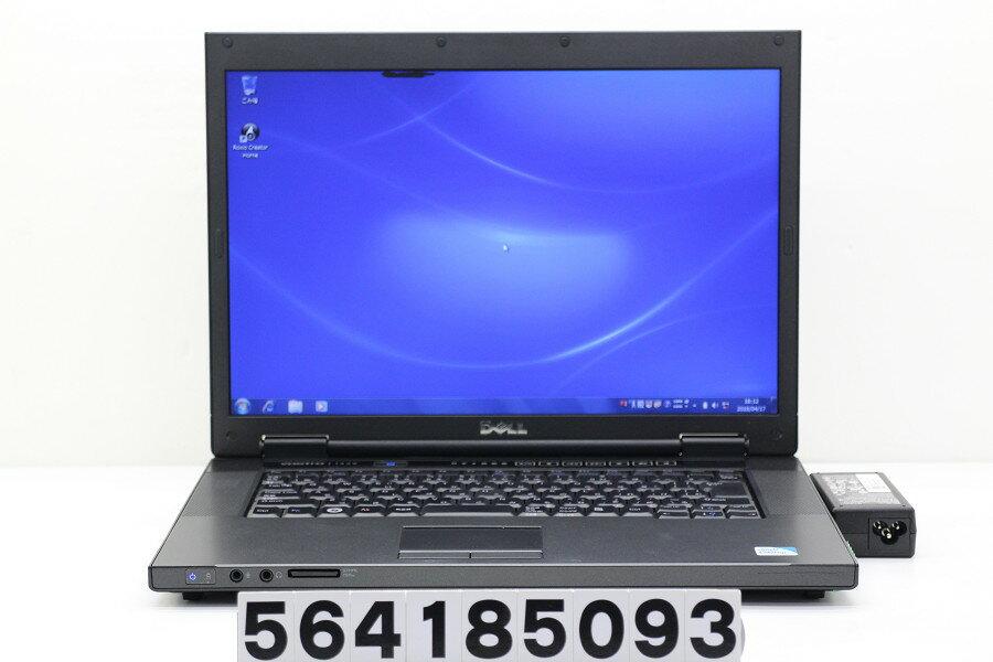 DELL Vostro 1520 Celeron 900 2.2GHz/2GB/160GB/Multi/15.4W/WXGA(1280x800)/Win7【中古】【20180418】