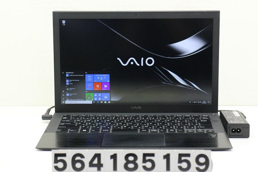 VAIO VJP131B01N Core i5 4210U 1.7GHz/4GB/128GB(SSD)/13.3W/FHD(1920x1080)/Win10【中古】【20180421】